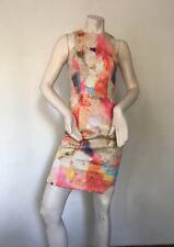 H&M Dress Size 4US/ Size 8Aus. Multi Colour