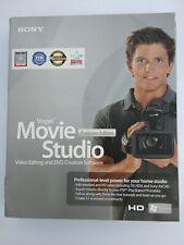 Sony Vegas Movie Studio Platinum Edition 8.0 - Windows Vista Pc Editing Software