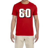 San Francisco 49ers Jerry Rice 80 T-shirt