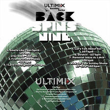 ULTIMIX BACK SPINS 9 CD GARTH BROOKS DEPECHE MODE NIRVANA CLARENCE CARTER STEVIE