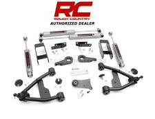 "1982-2005 Chevrolet S10 GMC S15 4WD 2.5"" Rough Country Lift Kit w/N3 [24230]"
