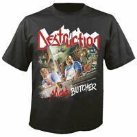 DESTRUCTION - Mad Butcher T-Shirt