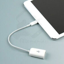 Adaptor cable data OTG USB female iPad 4 iPad air iPad mini linghtning 8