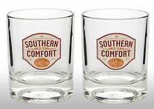 Southern Comfort Glass X 2 New