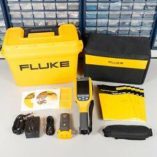 Like New Fluke Ti105 30hz Handheld Thermal Camera 160x120 4f To 482f