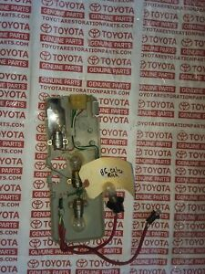 1985 TOYOTA CELICA SUPRA REAR COMBINATION LAMP SOCKET & WIRE RIGHT