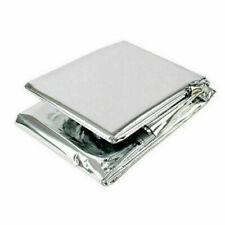 Qualicare Emergency Foil Blanket 140x204cm (KLFAS05)