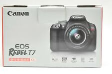 Canon EOS Rebel T7 DSLR Camera with 18-55mm Lens | Built-in Wi-Fi|24.1 MP CMOS