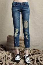 Mid-Rise Slim, Skinny Jeans for Women