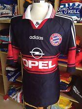 Trikot FC Bayern München 1997/99 (XL) Heimtrikot Home Opel Adidas Jersey Shirt