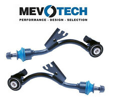 Pair Set of 2 Front Stabilizer Bar Link Kits Mevotech For Mercedes W211 E350 AWD