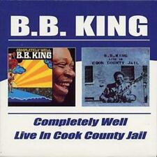 B.B. King : Completely Well/live in Cook County Jail CD (2003) ***NEW***