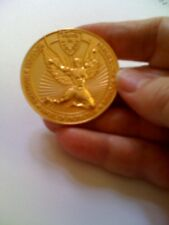 "Guardian Angel Pocket coin token Angel of Protection & Angel of Hope 1.75"" New"
