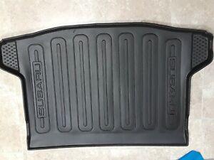 2013- 2017 Subaru Crosstrek Rear Cargo Mat OEM Used