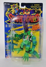 Swat Kats Dr. Viper Action Figure New Sealed Remco 1994 Hanna-Barbera Toy