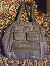 Lug Puddle Jumper Overnight Gym Bag black One Size Travel Bag Luggage Suit