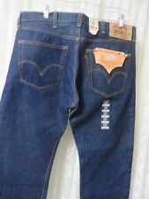 LEVIS 501 STRAIGHT LEG BUTTON FLY ORIGINAL FIT 38 X 30 NWT