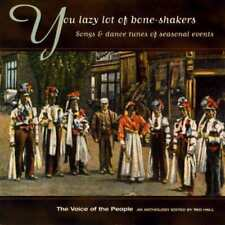 Voice Of The People Vol 16 - You Lazy Lot Of Bone-Shakers (NEW CD)