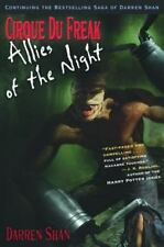 Allies of the Night Bk. 8 by Darren Shan (2004, Hardcover)