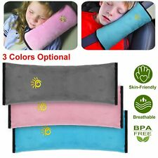 Kids Car Safety Strap Pad Pillow Neck Shoulder Seat Belt Cushion Pad
