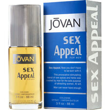 JOVAN SEX APPEAL 88ml EDC SPRAY FOR MEN BY JOVAN ------------------- NEW PERFUME