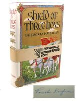 Pamela Kaufman SHIELD OF THREE LIONS  1st Edition 1st Printing