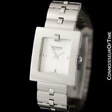 HERMES BELT BUCKLE Ladies Bracelet Stainless Steel Watch - Mint with Warranty