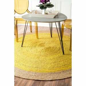 Modern Plain Area Rug Contemporary Large Small Round Carpet Design Style Rug