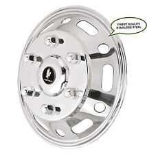 "16"" SPRINTER RV VAN STEEL WHEEL SIMULATOR HUBCAP COVER ONE FRONT RIM LINER ©"