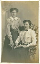 2 ladies vintage studio RP    QR1102