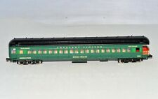 N Scale Model Power Crescent Limited RONALD REAGAN Pullman 3000 Observation Car