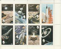 Raumfahrt Oman postfrisch 1172