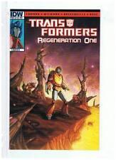 IDW Comics Transformers Regeneration One #84 NM Oct 2012
