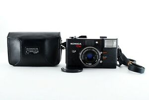excellent+5 Konica C35 EF 35mm Point & Shoot Film Camera 38mm 2.8 from Japan 120