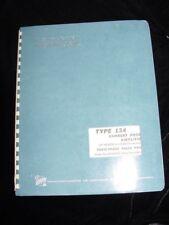 Tektronix Type 134 Current Probe Amplifier Instruction Manual-1969