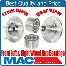 100% New Front Left Right Wheel Hubs and Bearingsfor Honda Civic DX EX LX 06-11