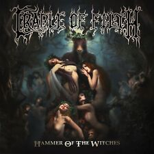 CRADLE OF FILTH - HAMMER OF THE WITCHES  CD NEUF