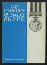 More details for the campaign of 1882 in egypt by col j.f. maurice