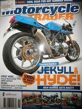 Motorcycle Trader 2010 Triumph Ricardo Hyde Harrier Bonneville Ducati 1200