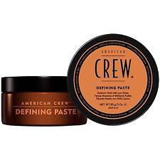 American Crew Defining Paste Tenuta Media Finitura Leggermente Brillante 85g