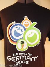 NEW Germany FIFA Soccer T-shirt World Cup 2006 Shirt XS