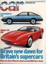 Car - April 1983