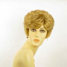 Perruque femme courte blond doré DANA 24B