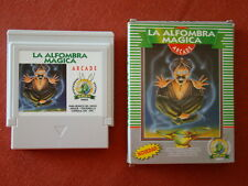 La alfombra magica / PAL - SPAIN / GLUK / CIB / NINTENDO NES  ** POWERSELLER **