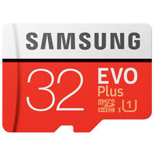 Samsung EVO Plus 32 Go Micro SD SDHC EVO + 95MB/s Classe 10 U1 carte mémoire flash
