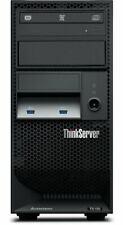 Lenovo ThinkServer TS150  Intel Xeon E3-1225v5 16GB RAM 480GB SSD