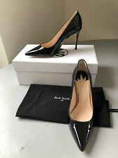 Superb Designer Paul Smith Women 'Keira' Patent Leather Shoes UK4 BNWB RRP £330