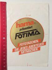 Decal/Sticker: Hama presents Fotima Photo Pockets for Adventure (28041694)