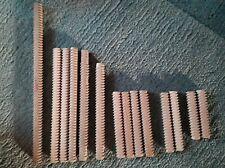 Holzspielzeug BAUFIX Ersatzteile Gewindestangen in Verschiedenen Größen