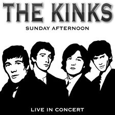 THE KINKS New Sealed 2018 UNRELEASED 1969 TOUR LIVE CONCERT CD